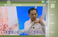 洪光经络-手掌全息疗法-蔡洪光主讲-青海卫视电视台播出