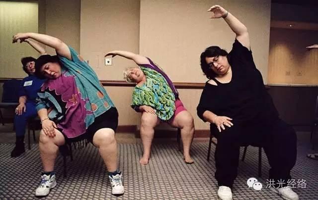 """90%以上的""""大肚子""""都是内脏肥胖者!"""