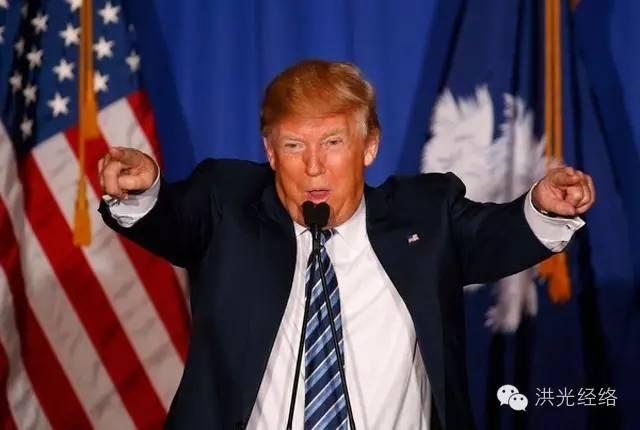 特朗普逆袭当选美国总统,你也可以成为人生赢家